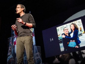 Growing, changing from year to year: Steven Addis at TED2012