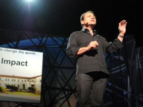 Exclusive Q&A from the TED stage: Paul Gilding and Peter Diamandis debate