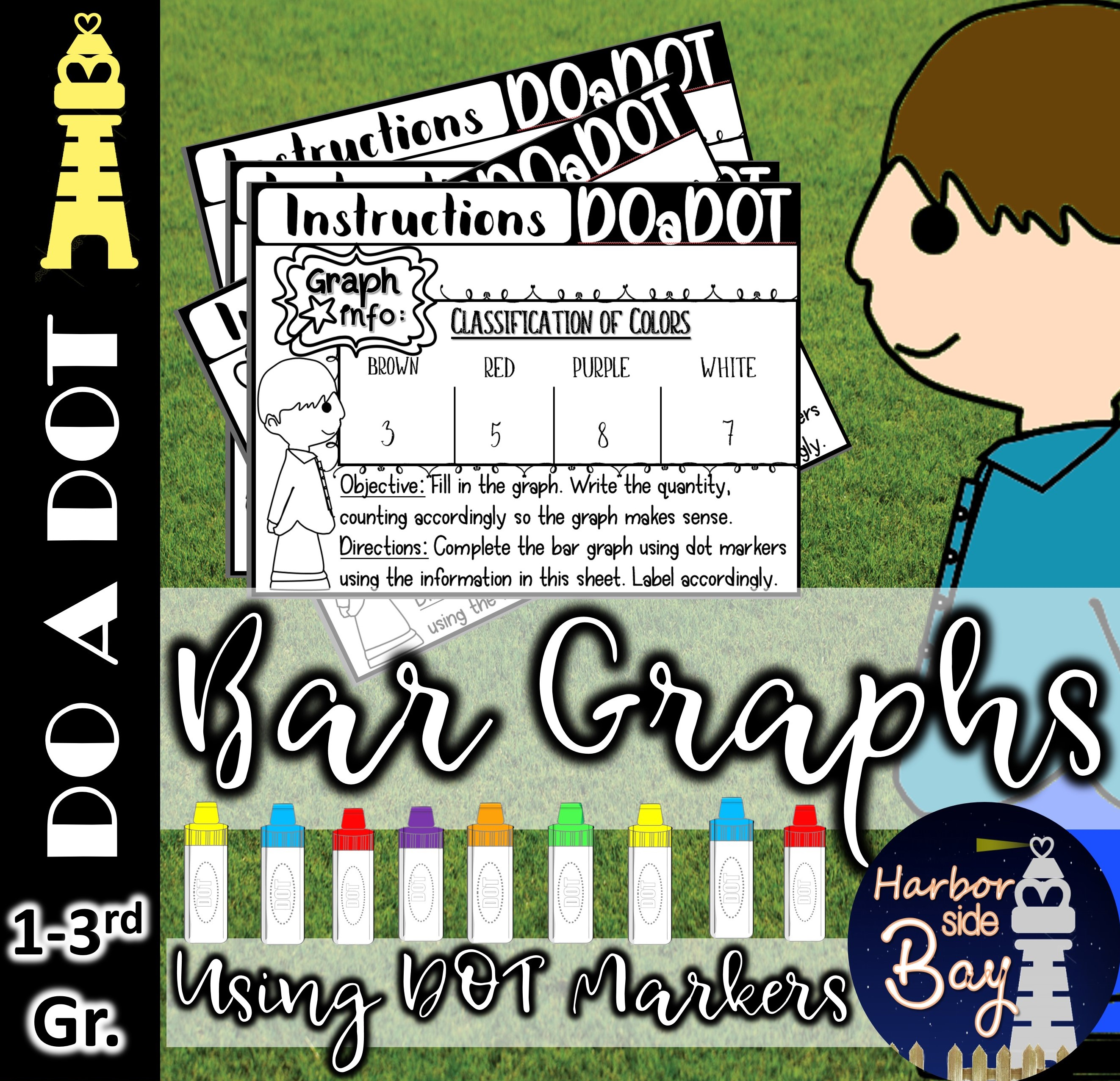 Bar Graph Worksheets Elementary School