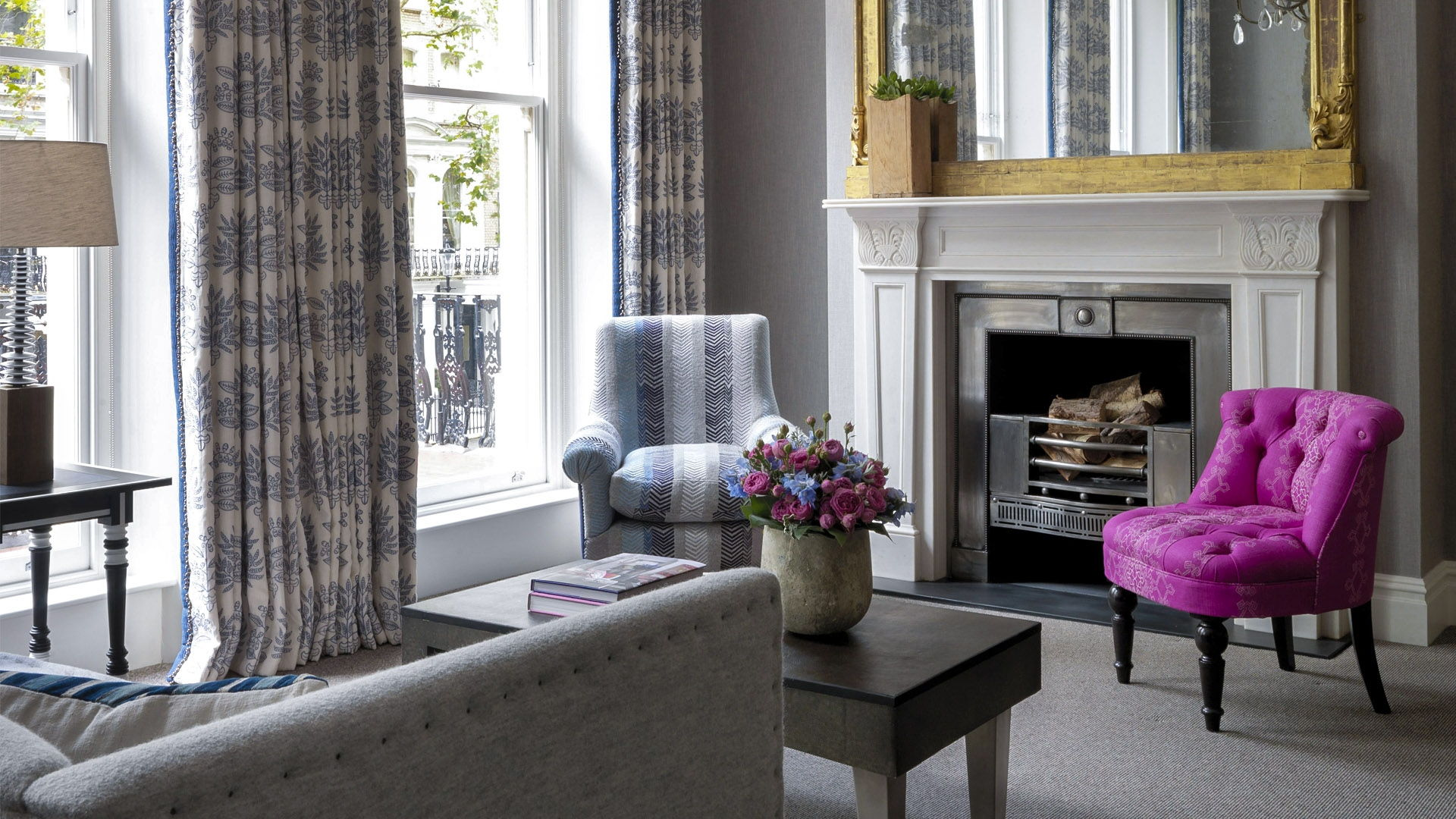 Luxury Family Friendly Central London Hotel With British