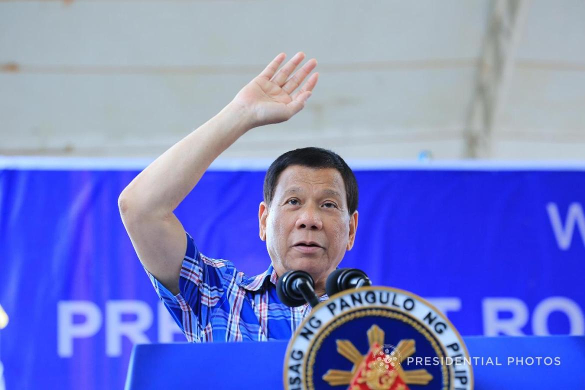 Dureza: Duterte determined to bring peace to the country