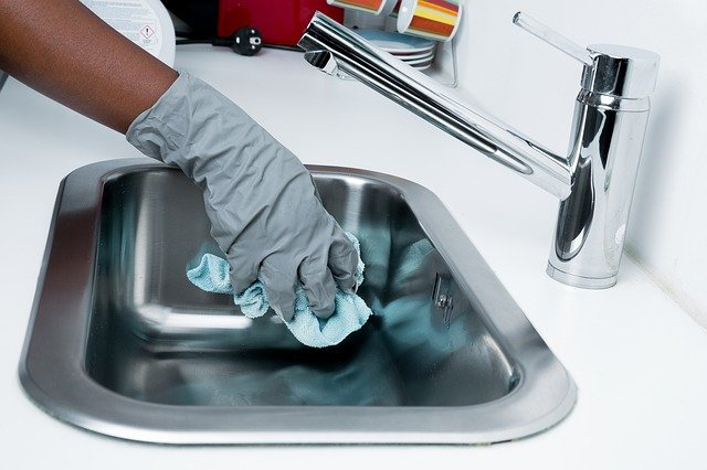 types of residential cleaning services