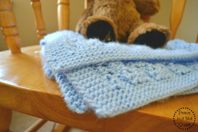 The Snowflake Knitting Pattern Redux | Peace but Not Quiet