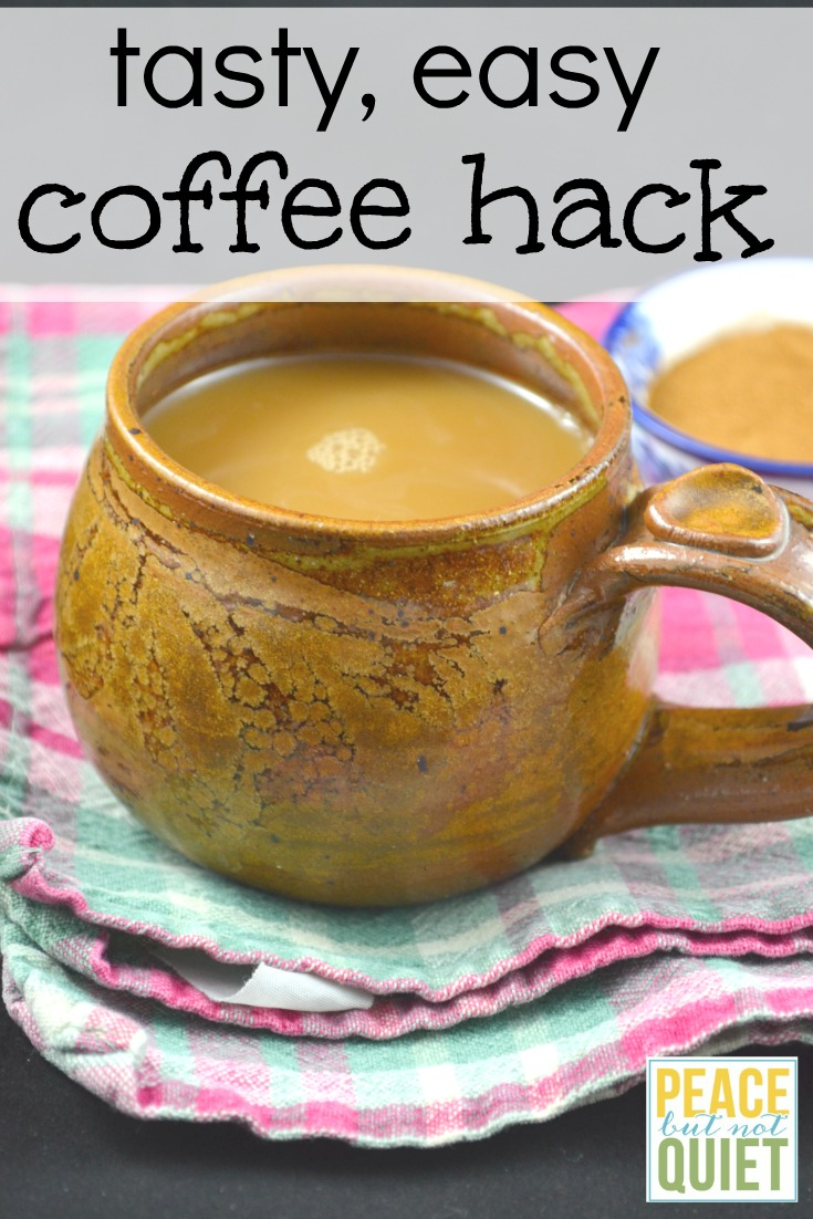 A tasty, easy coffee hack -- try this recipe to change up your morning coffee
