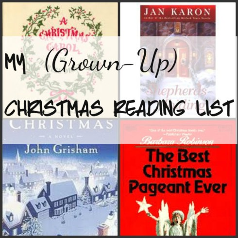 Christmas Reading List