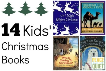 14 Children's Christmas Books