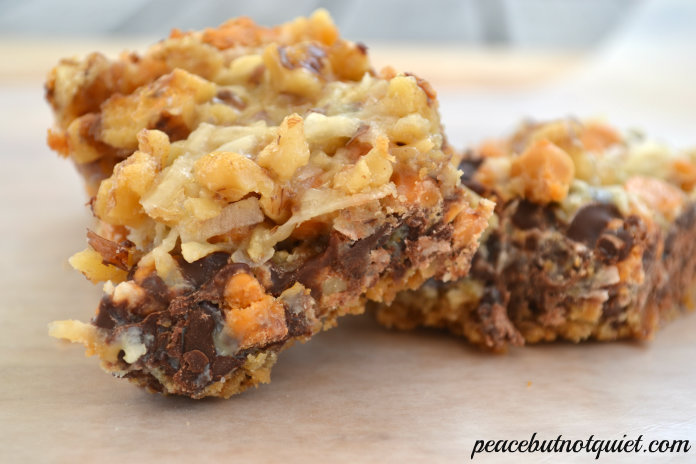 7 Layer Bars (recipe 2)