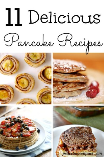 11 Delicious Pancake Recipes