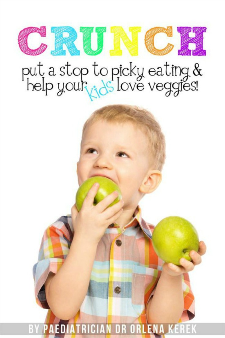 How to Get Picky Eaters to Love Their Veggies and Eat Healthy -- a book review