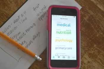 Amwell — online doctor visits might change my life