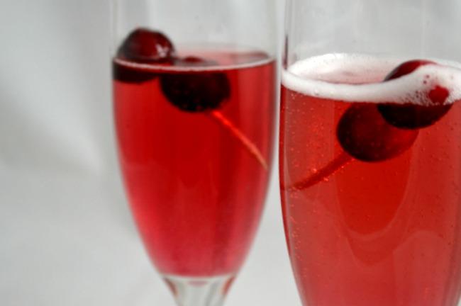Cranberry Sparklers