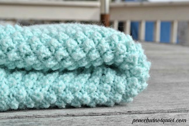 half-blanket