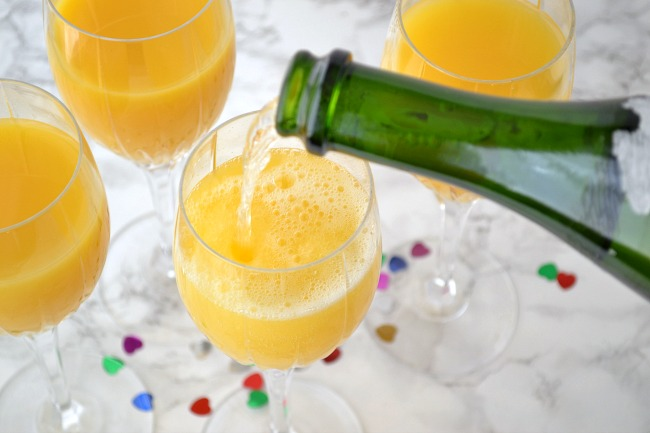 Try This Tasty Mimosa Recipe