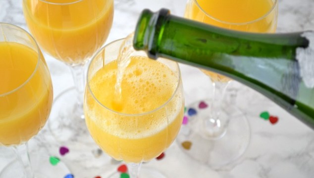 try this tasty mimosa recipe for special occasions!