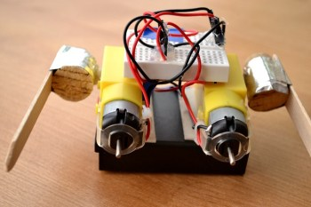 Cool Science Fair Projects — make a dancing robot