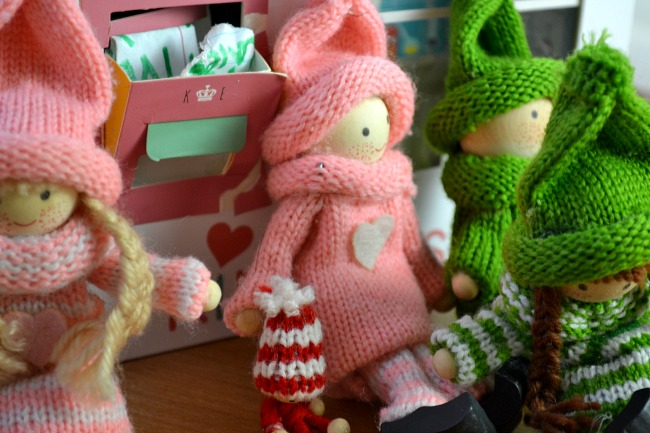 meet the kindness elves