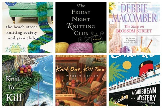 6 enchanting novels about knitting