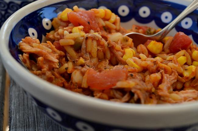 Posole Rice Bowls
