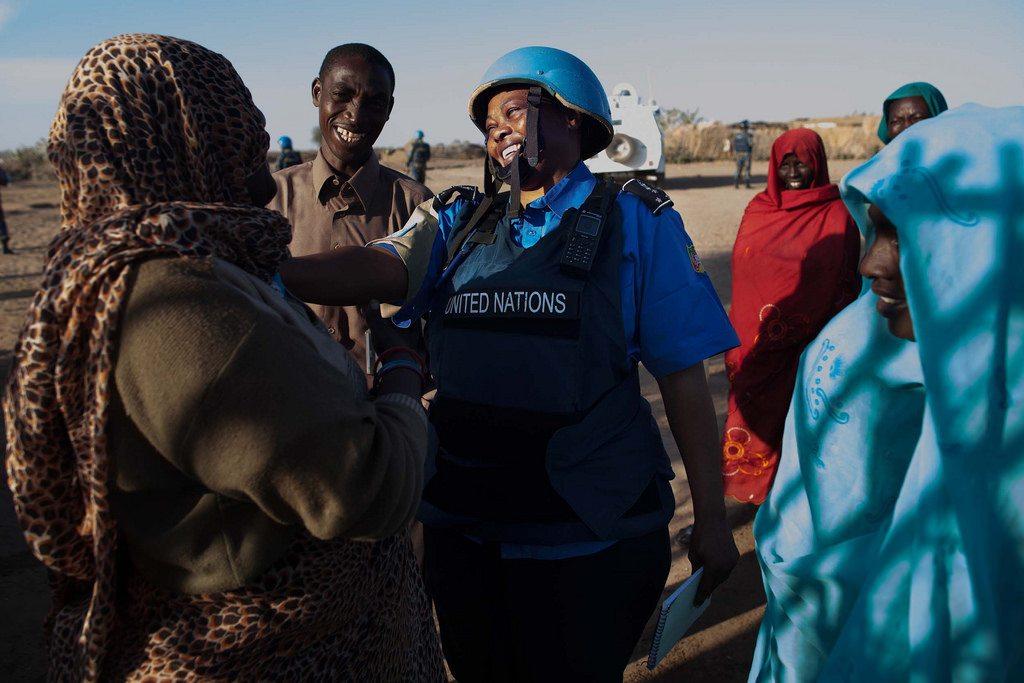 gender and peacekeeping