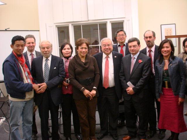Mindanao Peace Initiative Briefing - Philippine Embassy London