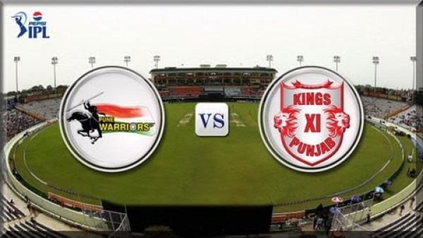 PW vs KXIP Pepsi IPL 2013 Full Match Replay