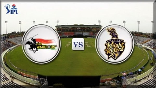 PWI vs KKR Pepsi IPL 2013 Full Match Replay