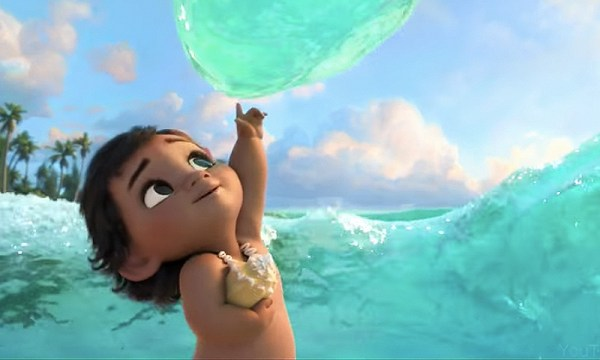 Disney Moana Movie 2016