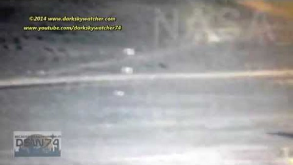 BANNED - Secret UFO Footage Smuggled Out Of Area 51