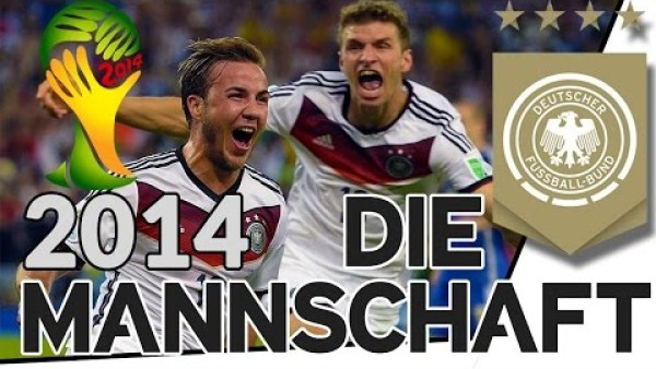 The 4th Star - Football World Cup 2014 [All Highlights/German Commentators]