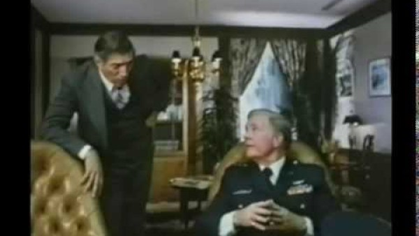 Robert Vaughn - Hangar 18 - Full Movie - 1980