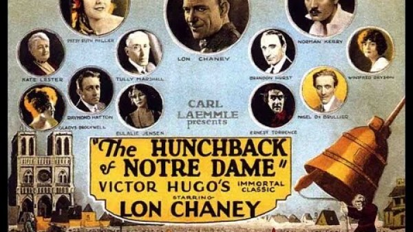 The Hunchback Of Notre Dame Full Movie - #ClassicDramaRomance | Black & White English Full Movies