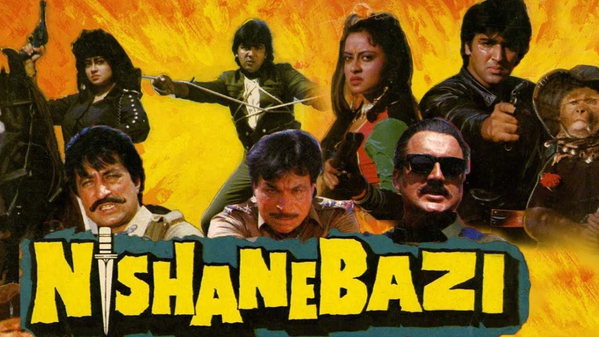 Nishane Baazi 1989 | Full Hindi Movie | Sumeet Sehgal, Shiprada, Anupam Kher, Kader Khan