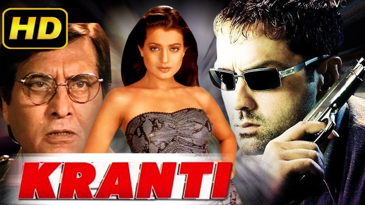 Kranti (2002) Full Hindi Movie | Bobby Deol, Vinod Khanna, Ameesha Patel, Rati Agnihotri