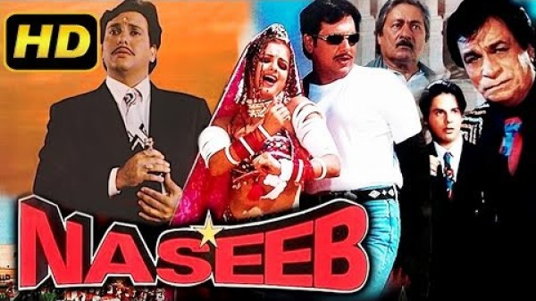 Naseeb (1997) Full Hindi Movie | Govinda, Kader Khan, Mamta Kulkarni, Saeed Jaffrey, Shakti Kapoor