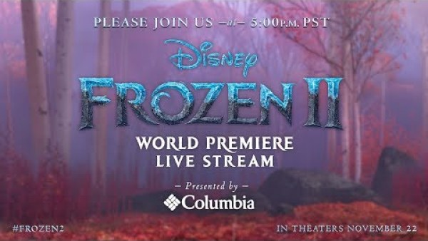 Newly Released Movie: Live at the Frozen 2 World Premiere - Presented by Columbia HD 1080p