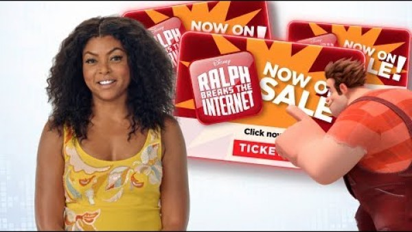Newly Released Film: Ralph Breaks the Internet - Tickets Now on Sale! HD