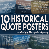 10 Historical Quote Posters
