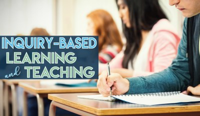 Inquiry-Based Learning and Teaching