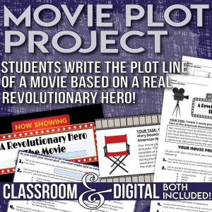Revolutionary Hero Movie Project