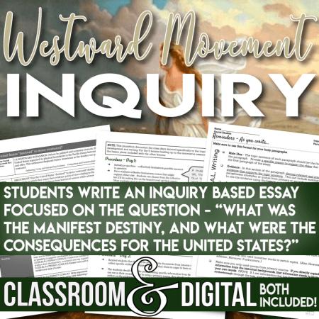 Westward Movement Inquiry Unit