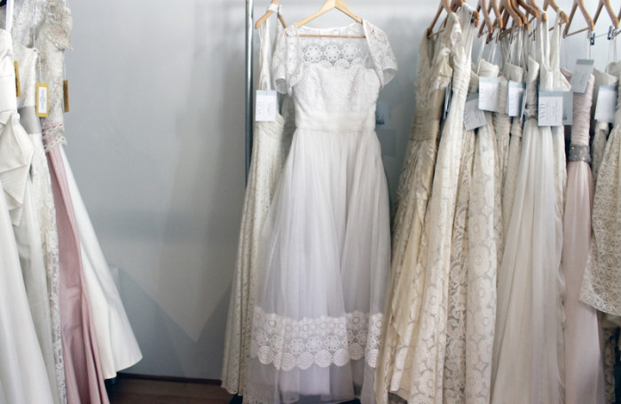 Eco Friendly Wedding: Cotton Wedding Dresses