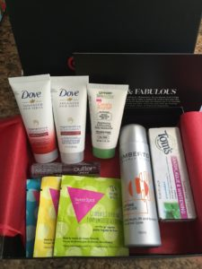 Target Fresh & Fabulous Beauty Box July 2016