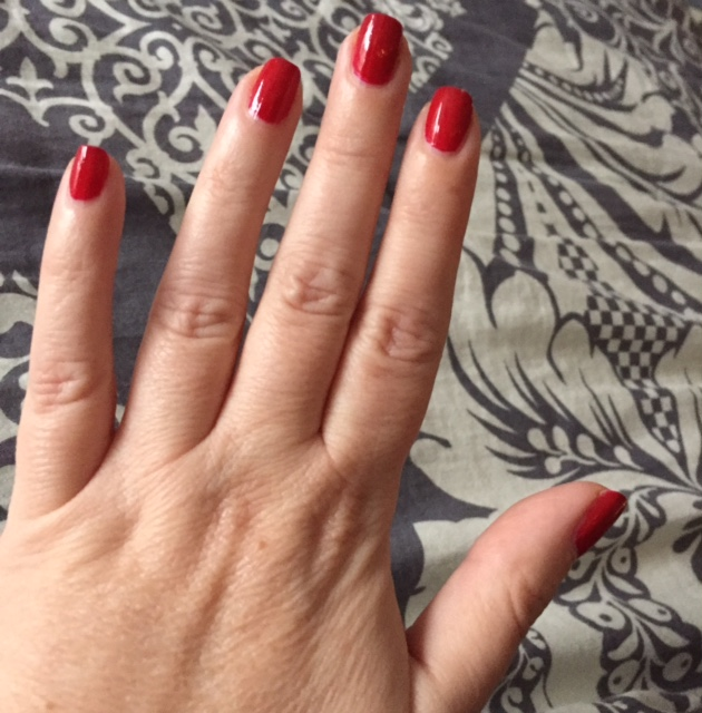Mani Monday: OPI Infinite Shine Tips and Tricks – Peaceful, Joyful ...