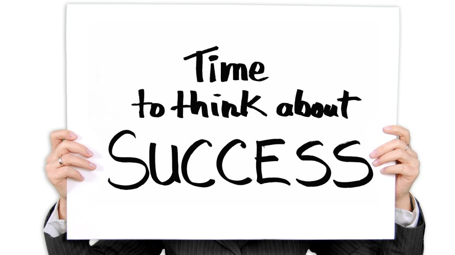 成功する人の特徴。成功する人としない人の差