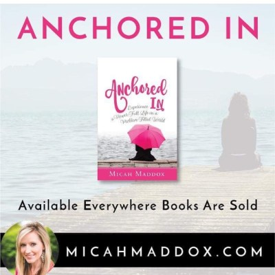 Check out Anchored In, a new release by Micah Maddox