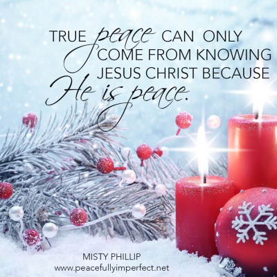 Where Can We Find Peace This Christmas?