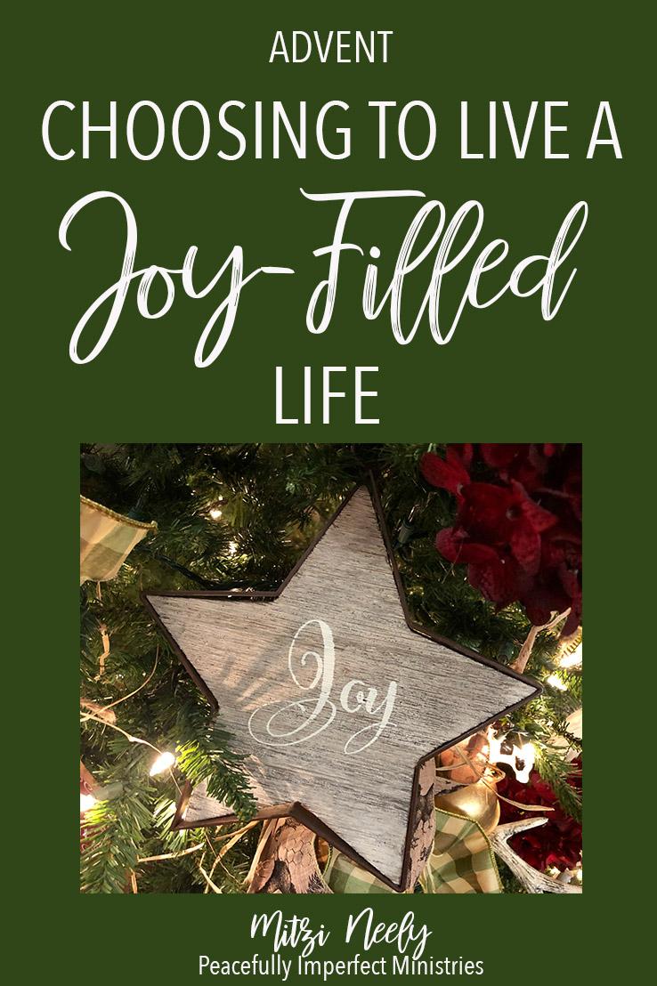 Advent Joy-filled