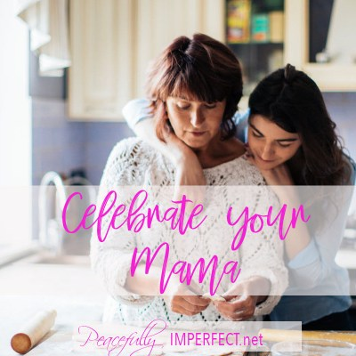 Celebrate Your Mama feature