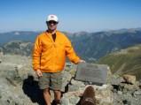 Summit Wheeler Peak