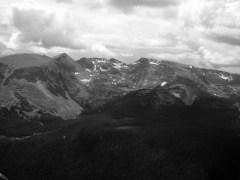 B&W Rocky Mountain N.P.